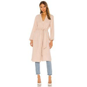 Privacy Please Catania Duster in Sandy Beige